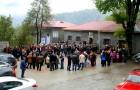 """""""YAŞAM TARZI MÜZESİ"""" EK BİNALARININ AÇILIŞI, KAMPARNA KÖYÜNDE YAPILDI"""
