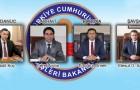 ARTVİN'DE 4 İLÇE KAYMAKAMI VE 1 VALİ YARDIMCISI DEĞİŞTİ