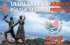 ARHAVİ KÜLTÜR VE SANAT FESTİVALİ BAŞLIYOR..