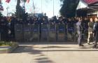 """HOPA'DA """"LAİK TÜRKİYE"""" EYLEMİ POLİSLERCE ENGELLENMEK İSTENDİ.."""