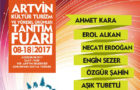 Artvin'de ilk defa düzenlenecek ve bundan sonraki yıllarda 08.08'de geleneksel olarak yapılacak olan Artvin Kültür Sanat Tanıtım ve Yöresel Ürünler fuarı tanıtımı için Belediye Başkanı Mehmet Kocatepe, ulusal ve yerel medya temsilcileriyle kahvaltıda bir araya geldi.