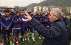 """Artvin Hopaspor Kulübü Başkanı Mubin Çakmak Yakutiye galibiyeti ardından bir mesaj yayınlayarak """"Söz verdik bu takım hak ettiği yere gelecek."""" dedi."""
