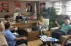 8.SOLUNUM ZİRVESİ ARHAVİ'DE YAPILIYOR..