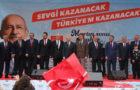 CHP GENEL BAŞKANI KEMAL KILIÇDAROĞLU ARTVİN'DE..