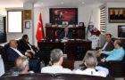DİSK GENEL BAŞKANI ÇERKEZOĞLU ARTVİN'DE..