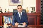 ARHAVİ'DE KAYMAKAM KAMİL GÜZEL GÖREVE BAŞLADI..